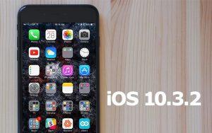 عرضه بهروزرسانی iOS 10.3.2 توسط اپل