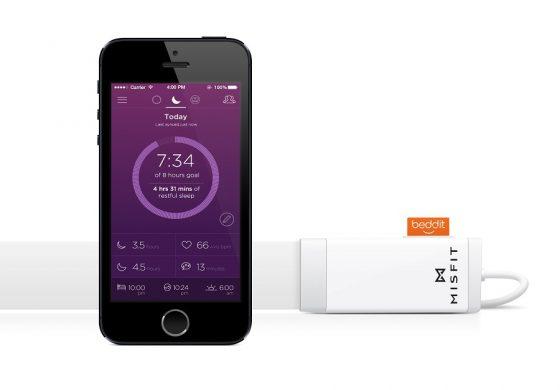 اپل شرکت کنترل کیفیت خواب Beddit را تصاحب کرد
