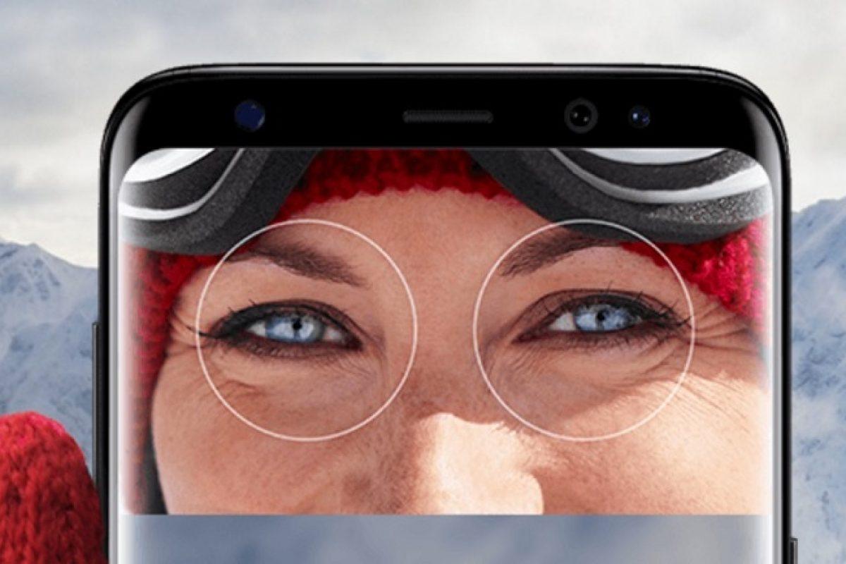 گلکسی S9 و S9 پلاس به اسکنر عنبیه چشم ۳ مگاپیکسلی مجهز خواهند شد