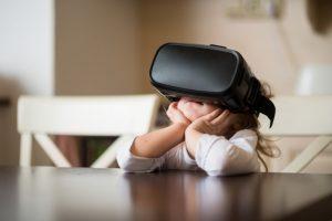 واقعیت مجازی میتواند به یادگیری و سلامت کودکان کمک کند