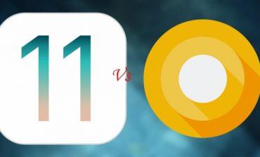 مقایسه تصویری اندروید O و iOS 11؛ کدام را برتر میدانید؟