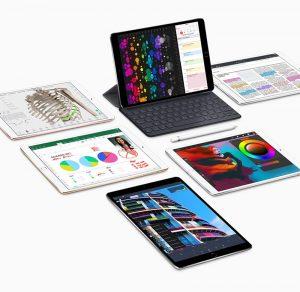 اپل از دو آیپد پرو جدید در اندازههای 10.5 و 12.9 اینچی رونمایی کرد