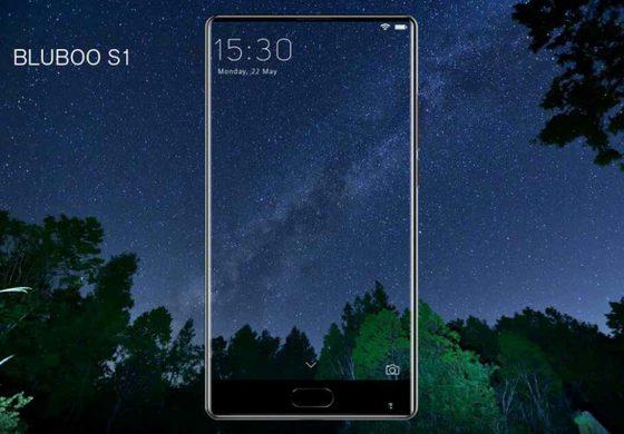 گوشی Bluboo S1 با طراحی تمام صفحه و قیمت مناسب رونمایی شد
