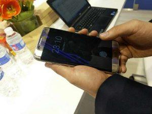 ویوو حسگر اثر انگشت را به زیر صفحه نمایشگر میآورد