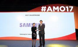 سامسونگ گلکسی S8 و S8 پلاس موفق به کسب مقام بهترین گوشی هوشمند در نمایشگاه MWC شانگهای شدند