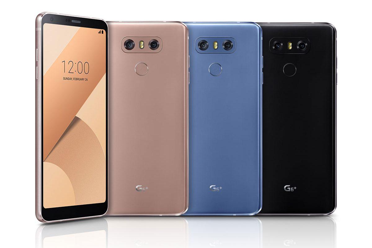 گوشی الجی G6 پلاس را بیشتر بشناسید!