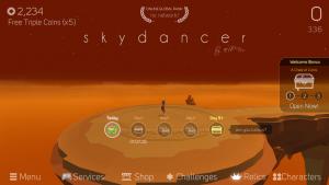 بررسی بازی Sky Dancer: مثل باز در پهنه آسمان!
