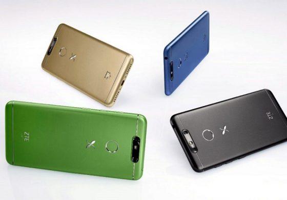 شرکت ZTE از گوشی هوشمند Small Fresh 5 مجهز به دوربین  اصلی دوگانه رونمایی کرد