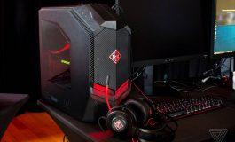 اچپی کامپیوترهای گیمینگ با پردازنده جدید AMD Ryzen و هارد دیسک قابل تعویض را معرفی کرد