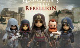 یوبیسافت بازی Assassin's Creed Rebellion را برای اندروید و iOS معرفی کرد