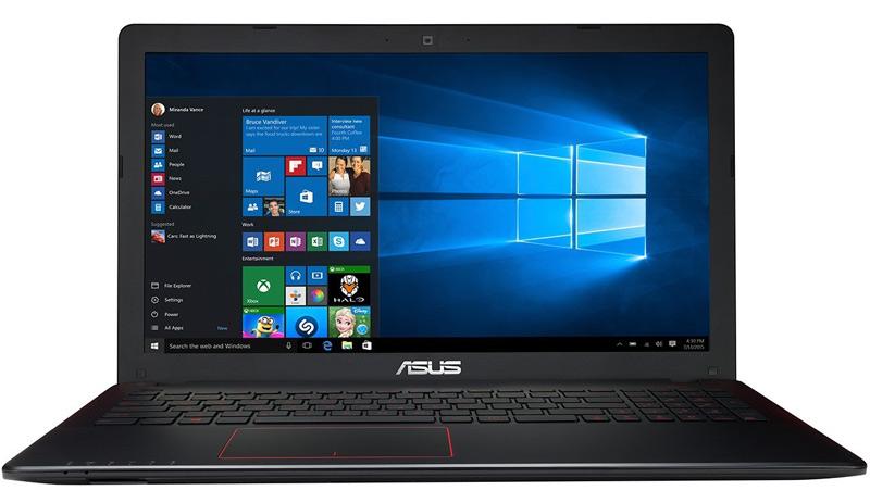 asus-k550vx-e-15-inch-laptop-f99400 این ۳ لپتاپ ایسوس را از بازار بخرید (مرداد ماه 97)