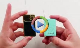 آشنایی با گوشی هوشمندی که برایتان سیگار روشن میکند! (ویدئو اختصاصی)