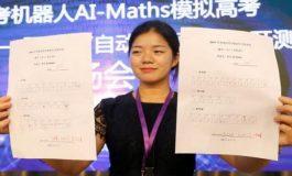 یک ربات هوشمند در آزمون ورودی دانشگاهی در چین شرکت کرد!