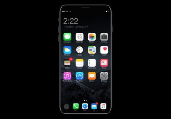 اپل هنوز برای محل قرارگیری حسگر اثر انگشت آیفون 8 به نتیجه نرسیده است