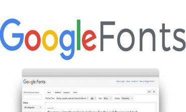 با استفاده از این سایت، فونتهای گوگل را با هم مقایسه کنید تا اسناد زیباتری داشته باشید!