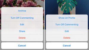 آپدیت جدید اینستاگرام به شما اجازه میدهد تا عکسهای زشت خودتان را از دیگران مخفی کنید!
