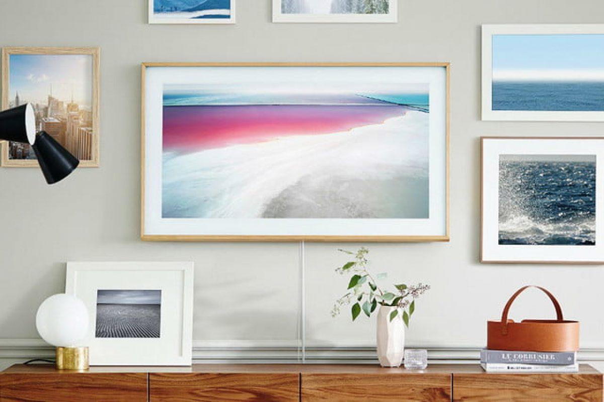 سامسونگ فریم (Frame)، تلویزیون یا تابلوی هنری؟