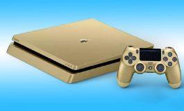عرضه نسخه طلایی پلیاستیشن 4 با قیمتی کمتر از نسخه معمولی!
