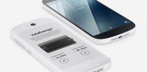 گوشی یوتافون (YotaPhone 3) در سال جاری وارد بازار میشود