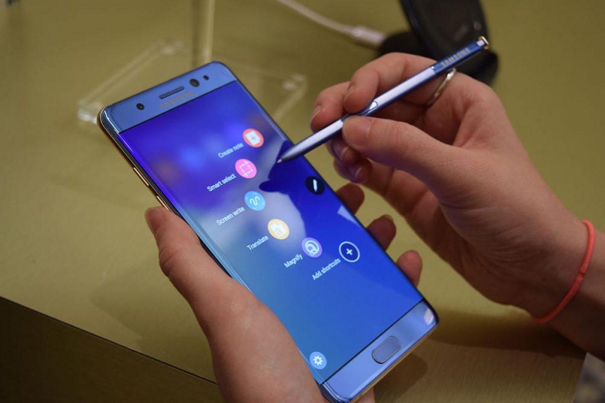 سامسونگ قطعات قابل استفاده گوشیهای گلکسی نوت ۷ مرجوعی را بازیافت میکند