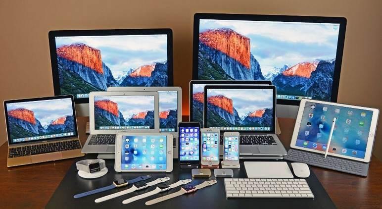سیستم عاملهای اپل