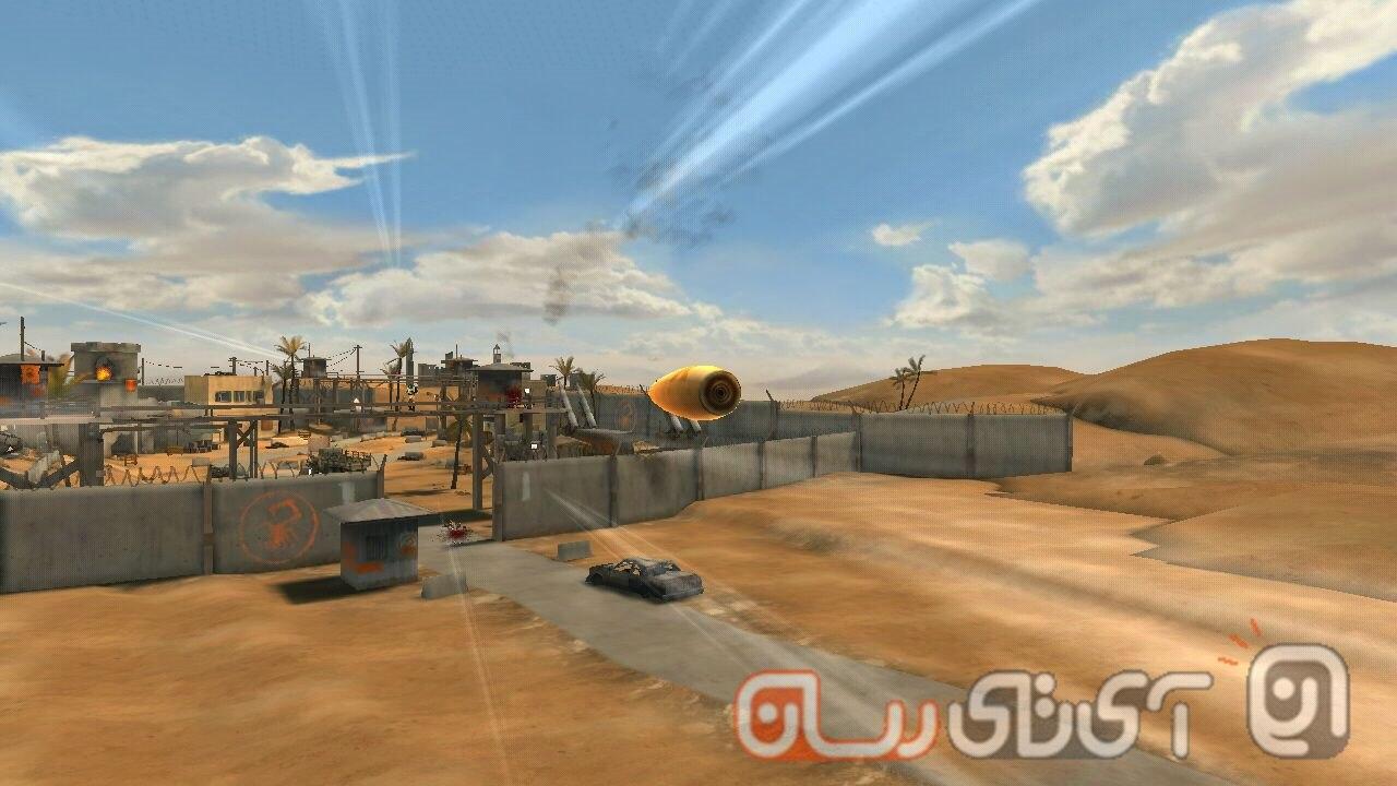 بازی Sniper X