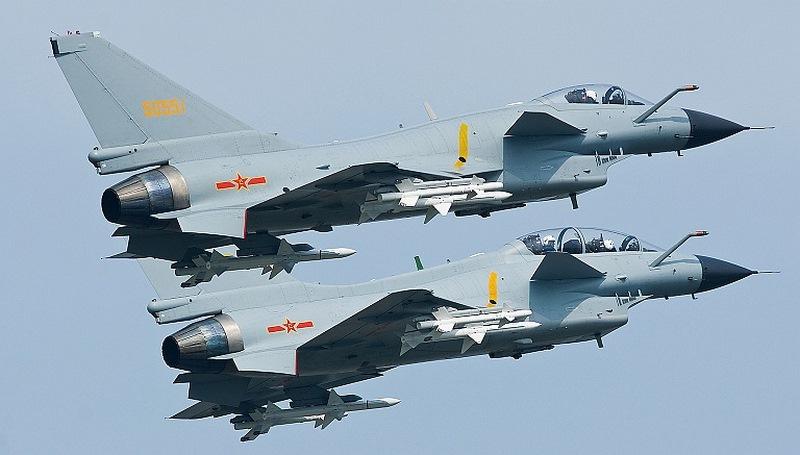 جنگنده جی-10