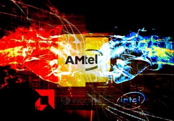 AMD توانست در سهماهه دوم 2017 نزدیک به 10.4 درصد بازار را از اینتل بگیرد