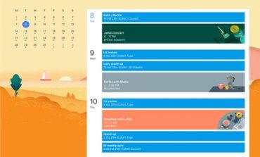 آپدیت جدید تقویم گوگل برای دستگاههای iOS، ویجتهای روز را اضافه میکند