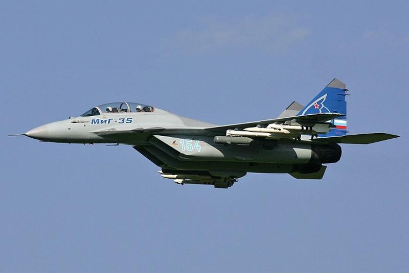 جنگنده میگ 35
