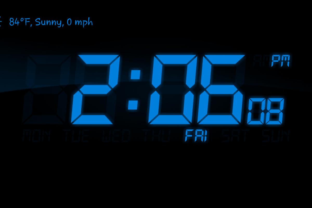 بررسی اپلیکیشن Alarm Clock for Me: یک ساعت شیک و پیک!