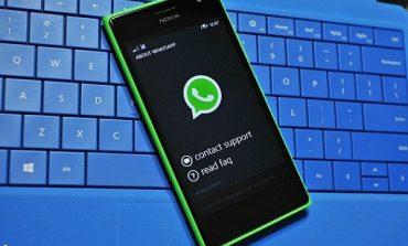 کاربران ویندوزفونی واتساپ بهزودی میتوانند با کسبوکارها ارتباط برقرار کنند