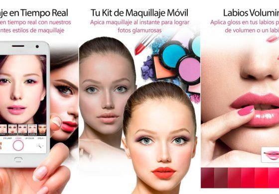 بررسی اپلیکیشن YouCam Makeup: آرایشگاه جیبی!