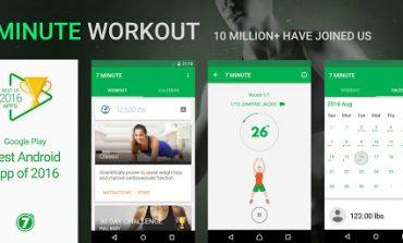 بررسی اپلیکیشن 7 Minute: ورزش در هفت دقیقه طلایی!