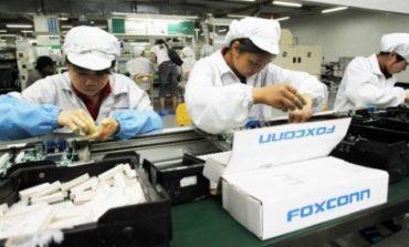 برنامه فاکسکان برای ساخت کارخانه در آمریکا اعلام شد