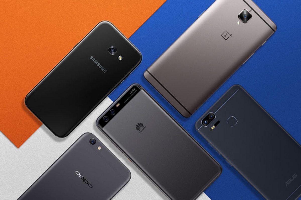 بهترین گوشیهای بازار در محدوده قیمتی ۵۰۰ تا ۸۰۰ هزار تومان (شهریور ۹۶)