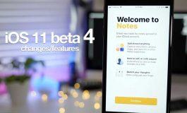 نسخه بتا 4 سیستم عامل iOS 11 امروز در اختیار توسعهدهندگان قرار گرفت