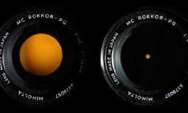 منظور از سرعت لنز در دوربینها چیست؟