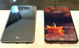 تصویری از نمونه اولیه گوشی الجی V30 منتشر شد