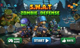 بررسی بازی SWAT Zombie Defence: لذت کشتن زامبیها با ماموران ویژه!