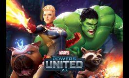 بازی واقعیت مجازی «مارول» با نام Powers United VR معرفی شد
