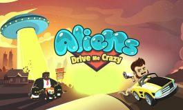 بررسی بازی Aliens Drive Me Crazy: آدمفضاییها روی زمین!