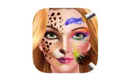 بررسی اپلیکیشن Face Paint Salon: یک آرایشگاه تمامعیار!