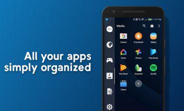 بررسی اپلیکیشن Smart Drawer: مدیریت منو برنامهها در اندروید