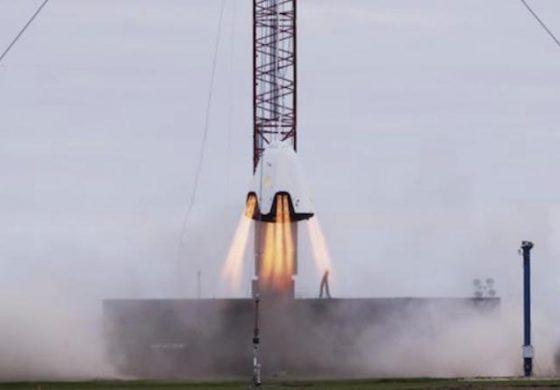 کپسولهای دراگون شرکت اسپیس ایکس بر روی مریخ فرود نخواهند آمد