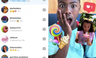 در بهروزرسانی جدید اینستاگرام میتوانید با عکس و فیلم به استوریهای دیگران پاسخ دهید