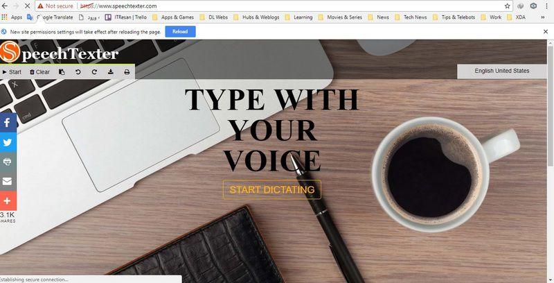 آموزش تبدیل صدا به متن، بدون نیاز به نرمافزار جانبی