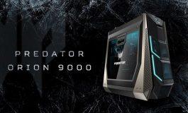 ایسر از قدرتمندترین کامپیوتر گیمینگ خود به نام Predator Orion 9000 پرده برداشت