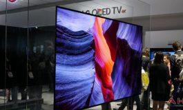 سونی میزان سفارش پنلهای OLED از الجی را در سال 2019 دو برابر خواهد کرد