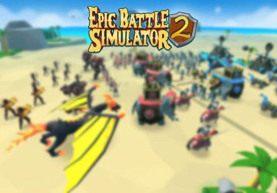 بررسی بازی Epic Battle Simulator 2 :میدانی برای نبردهای سهمگین